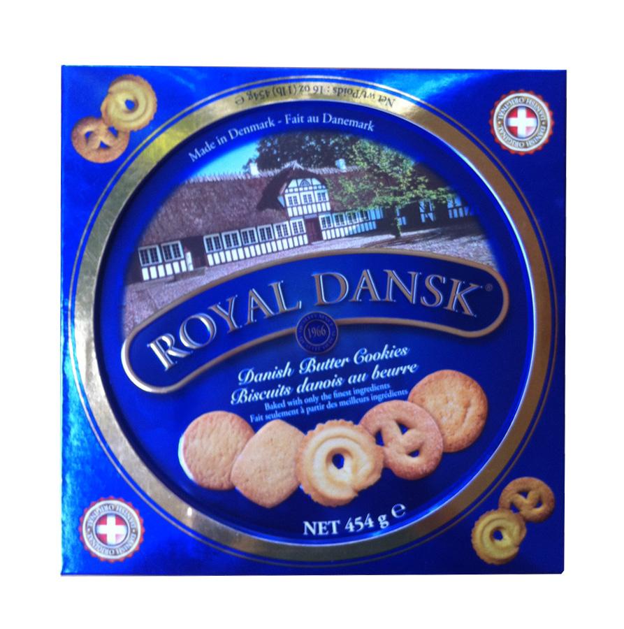 Bánh Royal Dansk